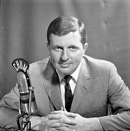 Jay Nelson, 1968 in the CHUM studio