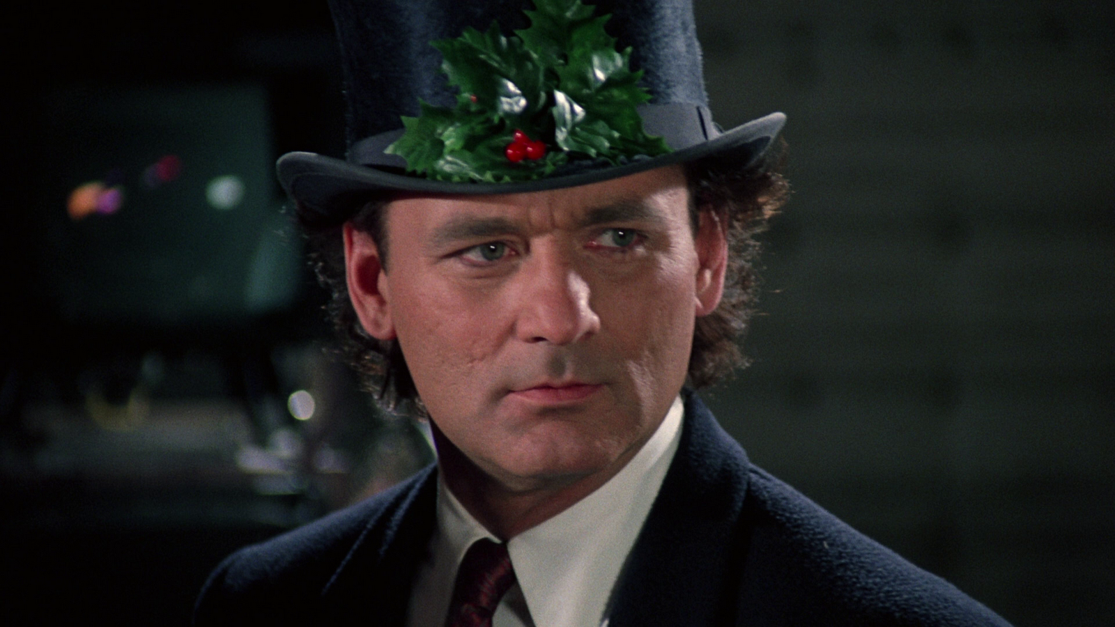 Bill Murray's Christmas Message To Us All | FYIMusicNews
