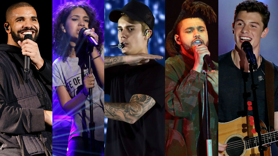 Famous Canadian Musicians