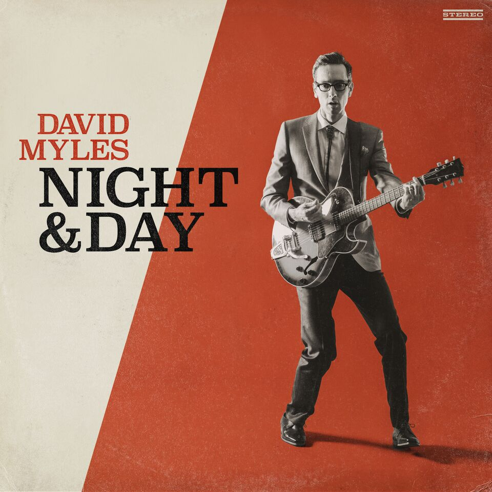 David Myles: Night & Day