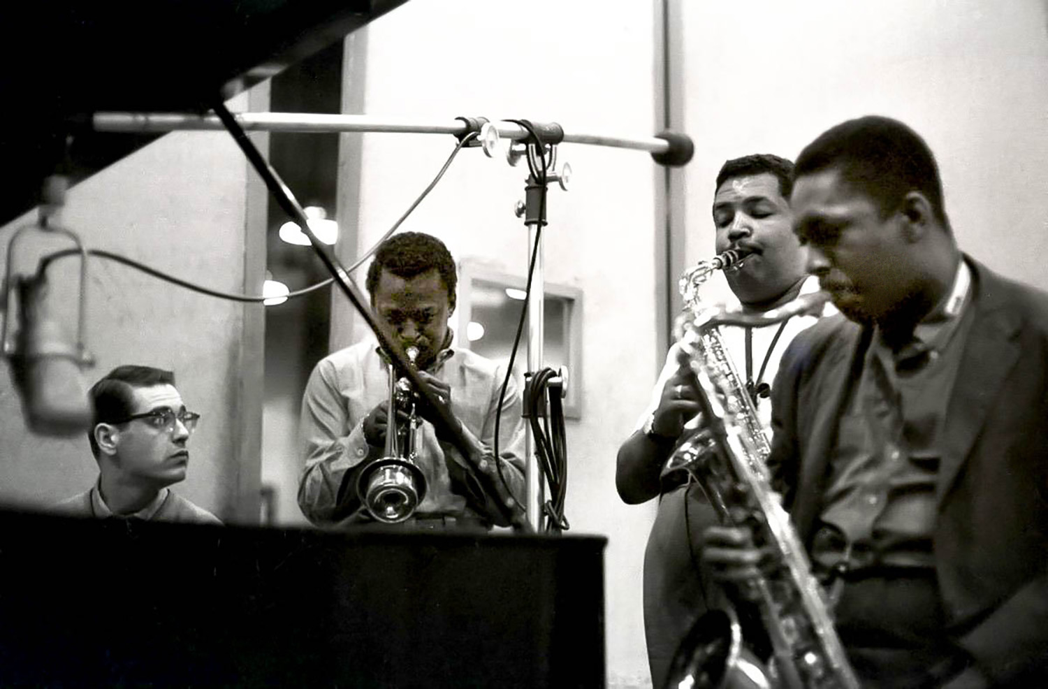 The Story Behind Kind Of Blue: Interview With Bill Evans