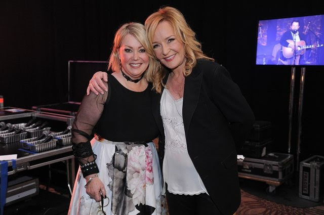 Jann Arden and Marilyn Denis were also honoured last night