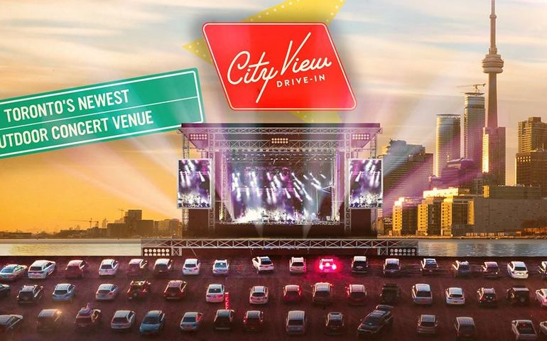 City View Drive In  Facebook graphic