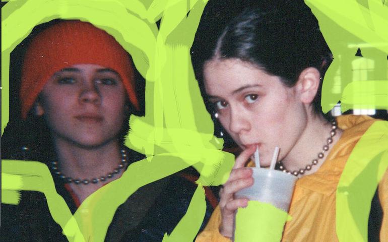 Tegan and Sara  Facebook photo
