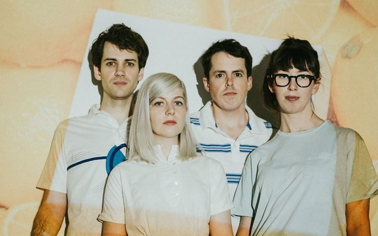CBC Music Fest headliners Alvvays  Facebook photo