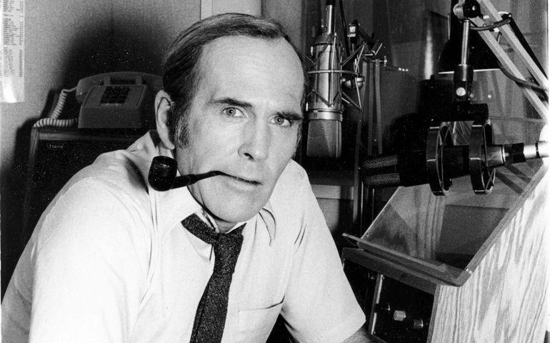 Dick Smyth circa 1970 in the CHUM jock booth.