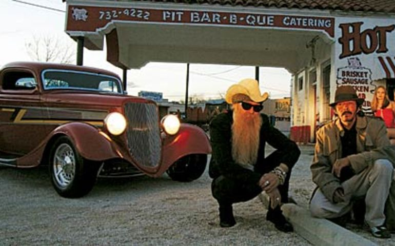 Hot rod enthusiast Billy Gibbons