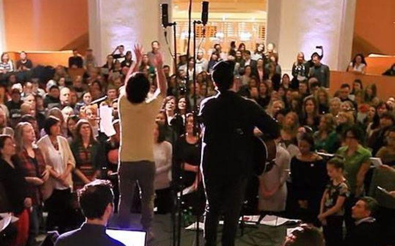Choir! Choir! Choir! Facebook photo