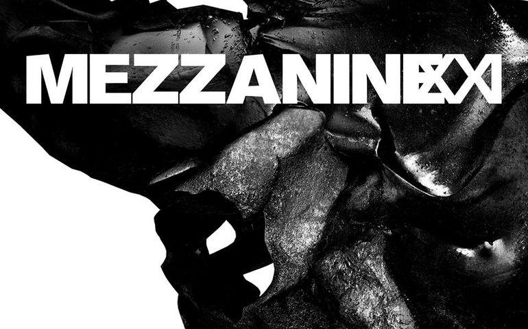 Massive Attack album cover