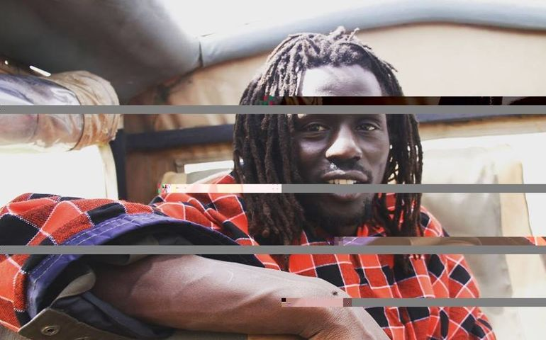 Emmanuel Jal   Facebook photo