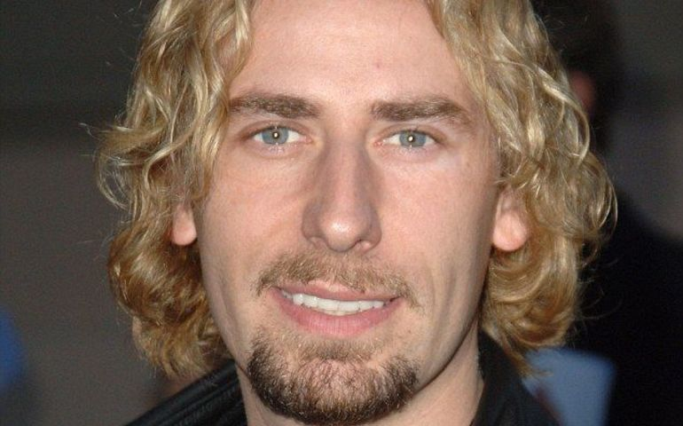 Chad Kroeger  FB photo