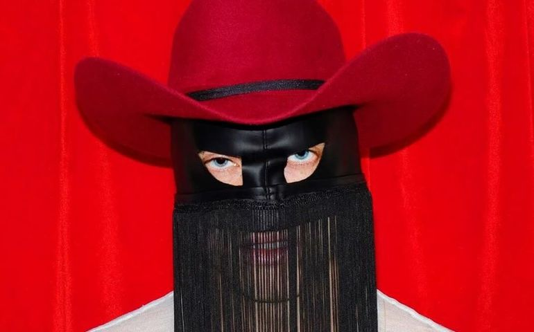 Orville Peck  Facebook photo