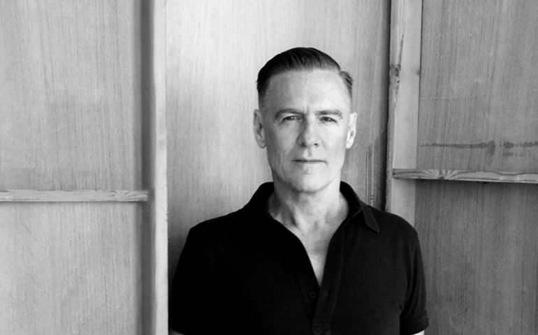 Bryan Adams Facebook photo