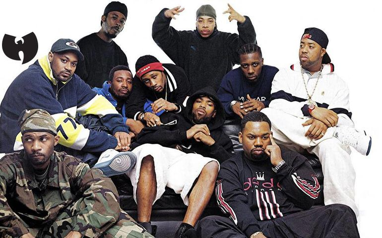 The Wu-Tang Clan  Facebook photo