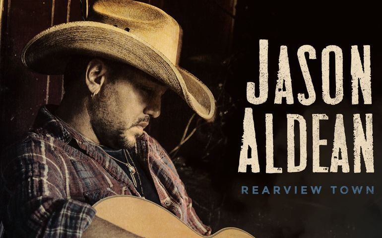 Jason Aldean's new album cover