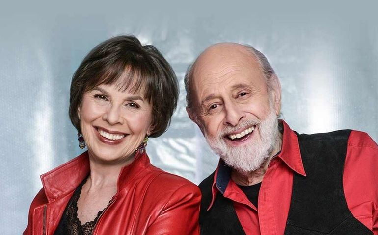 Sharon and Bram