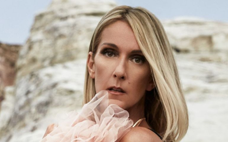Celine Dion  Photo: Sony Music Canada