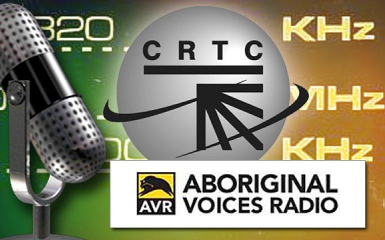 Aboriginal Voices Radio, CRTC