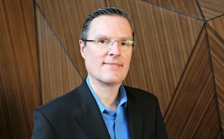 SOCAN CEO Eric Baptiste