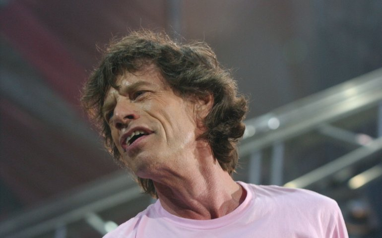 Mick Jagger Live in Italy