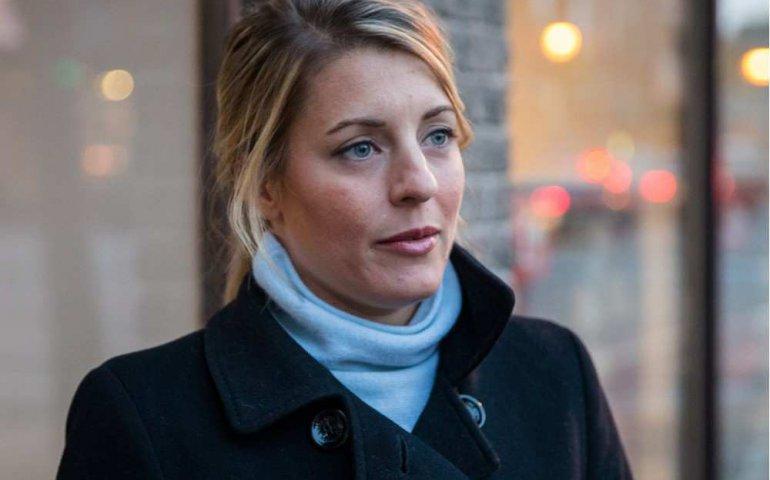 Heritage Minister  Mélanie Joly