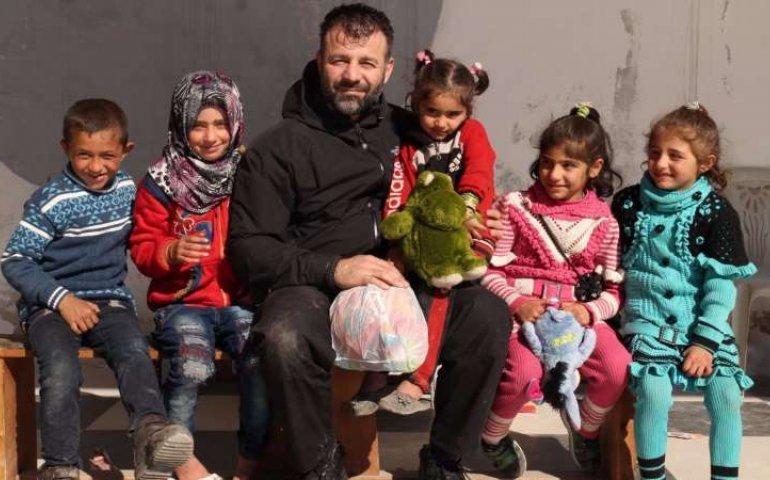The pied piper of Aleppo