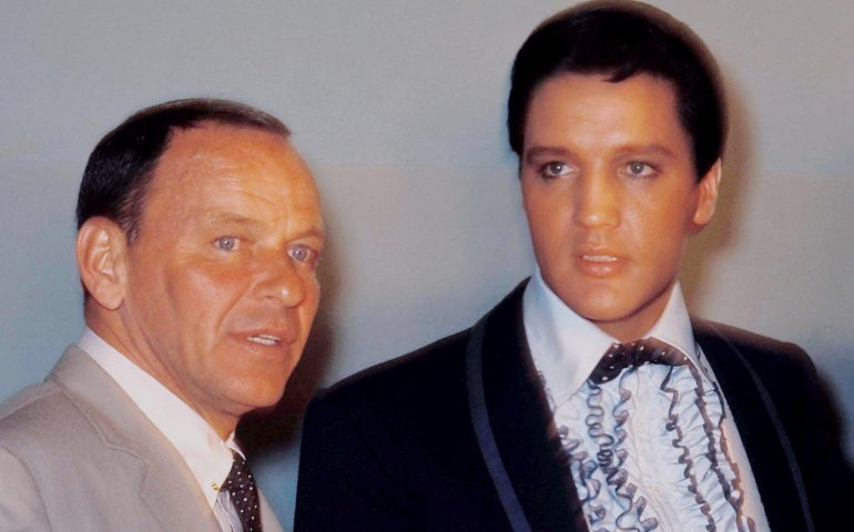 Grave News From Elvis 'n' Ol' Blue Eyes | FYIMusicNews