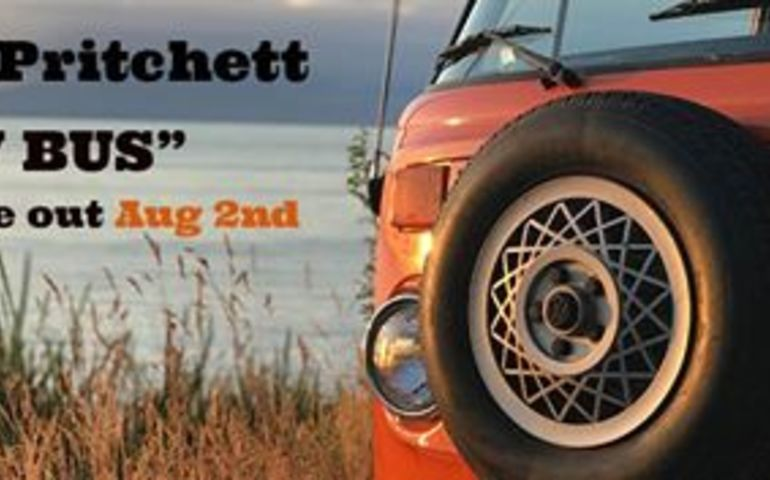 Aaron Pritchett promo banner