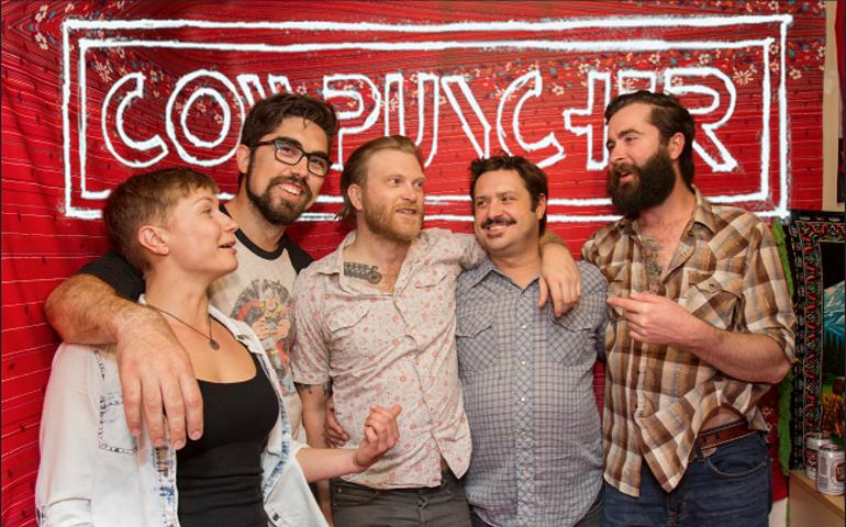 Alberta indie band Cowpuncher