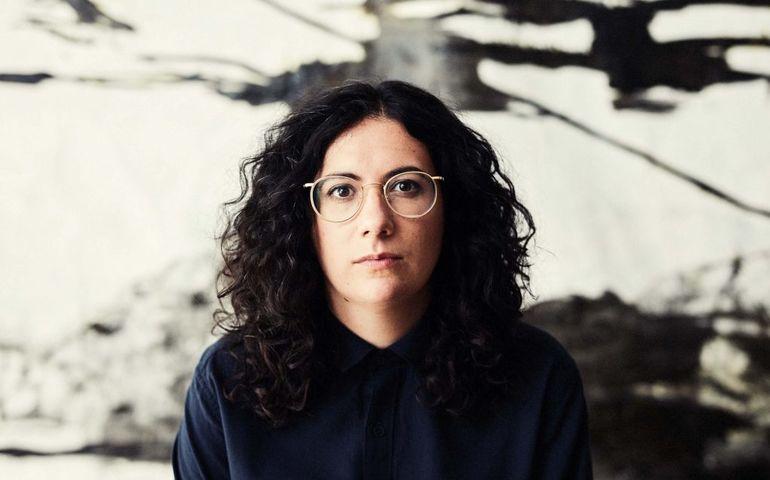 Alexandra Stréliski   Photo: Raphael Ouellet