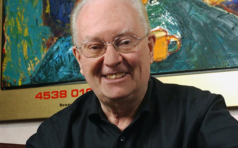 Allan Slaight, the man behind the Juno Master Class name