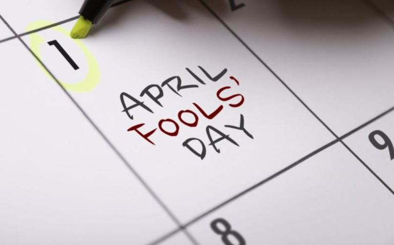 Calendar April Fools Day : And our readers write on april fools day fyimusicnews