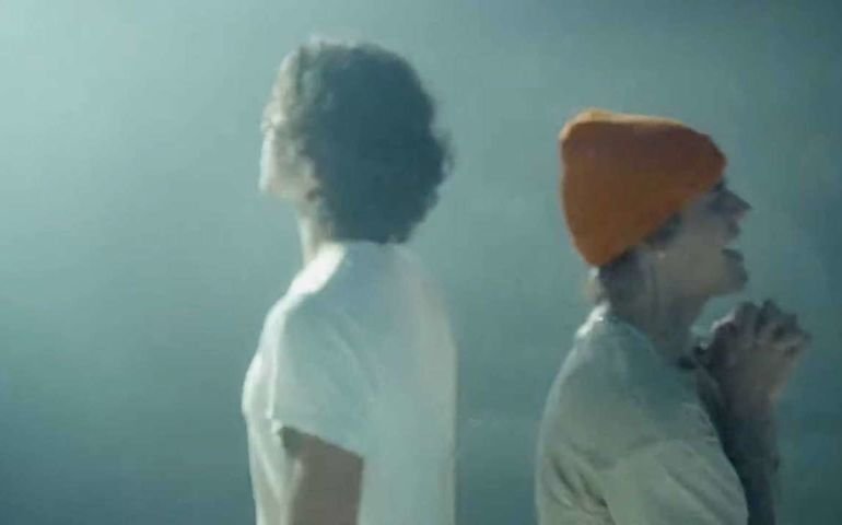 Justin Bieber, Shawn Mendes fear their 'Monster' in new music video. Photo: YouTube