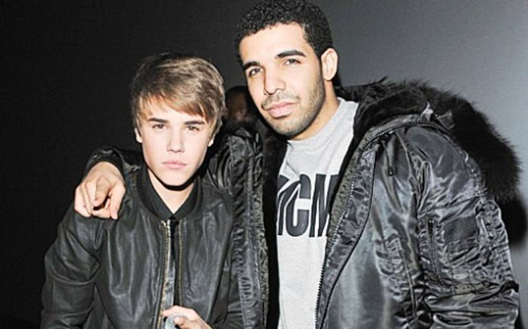 Justin Bieber, Drake