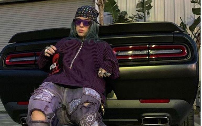 Billie eilish car
