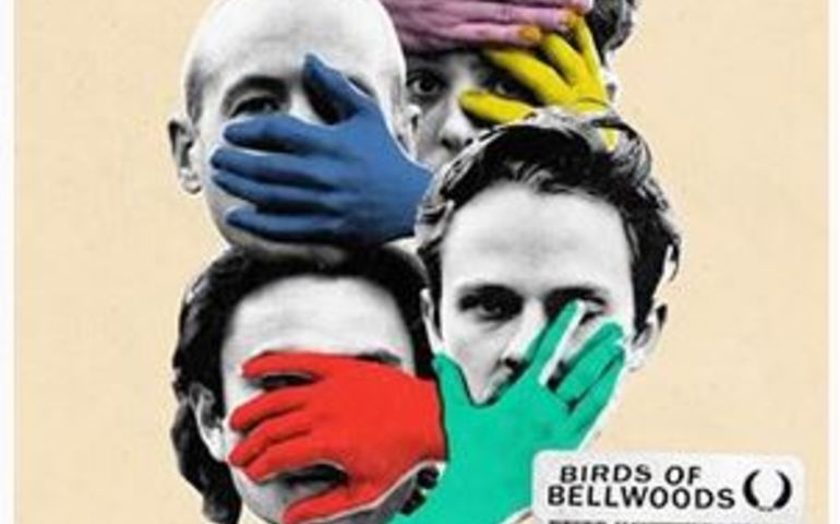 Birds Of Bellwoods release graphic