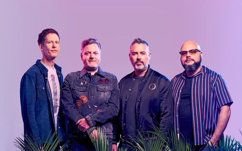 BNL's Kevin Hearn Talks Fake Nudes And More | FYIMusicNews