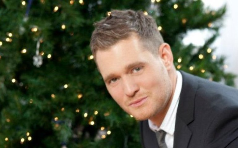 Michael Bublé and Christmas are practically synonymous, and this week he has two seasonal albums in the top 10.