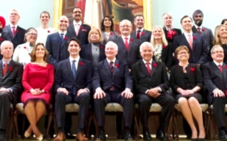 Federal Liberal Cabinet