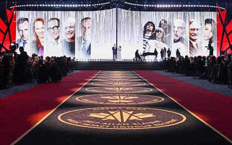 Image courtesy of Canada's Walk of Fame