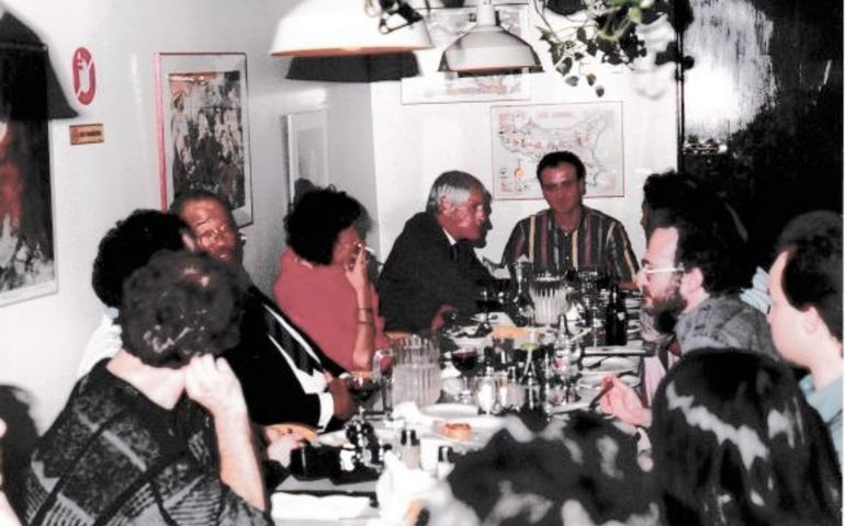 A dinner party Joanne Smale will never forget!