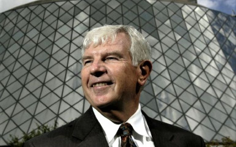 Former Massey and Roy Thomson Halls CEO Charles Cutts named interim CEO of JAZZ.FM91. Photo: Aaron Lynett, Toronto Star