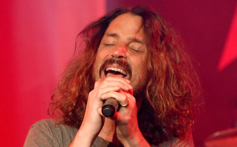 Chris Cornell's legacy impacts the chart