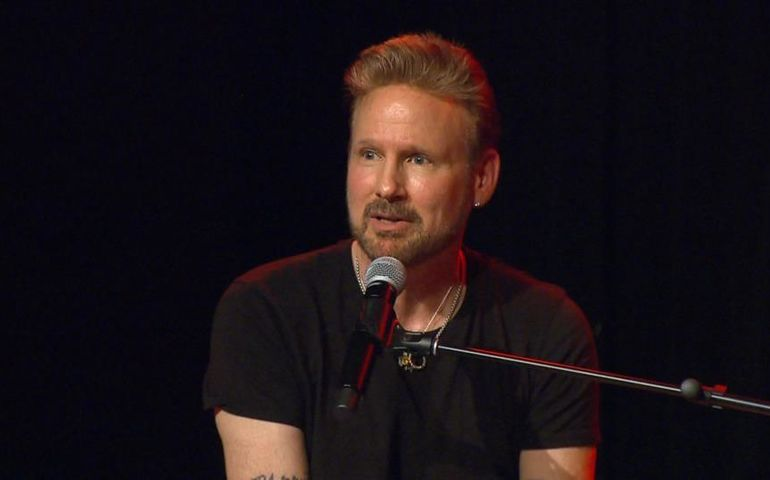 Corey Hart is back on the radio with a brand new hit song.