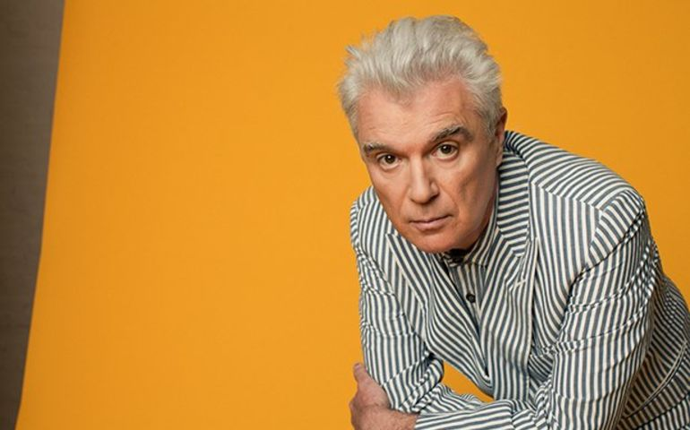 David Byrne on Twitter