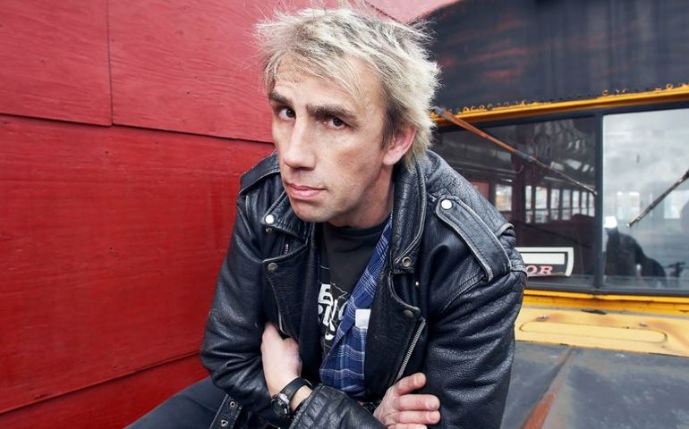 Joe Keithley  Twitter photo