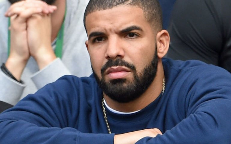 Drake is top of the Pops