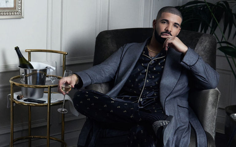Forbes names Drake one of world's top earning musicians. Pic: Caitlin Cronenberg