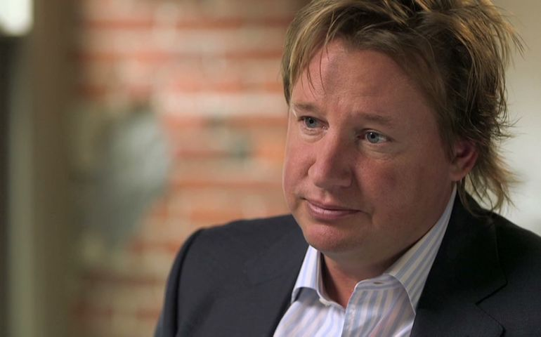 Stingray co-founder and CEO Eric Boyko