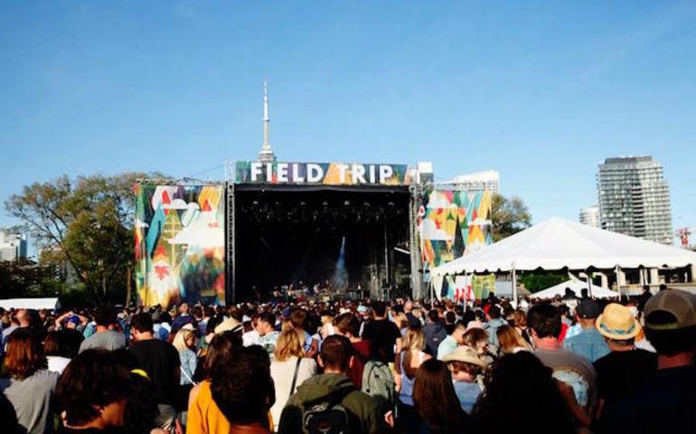 Field Trip fest Toronto